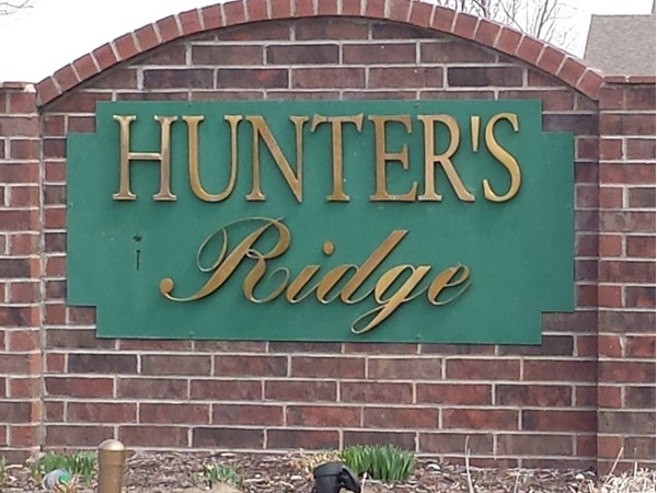 Hunter's Ridge residents enjoy their neighborhood pool