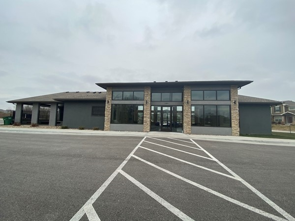 Clubhouse for Stoney Creek