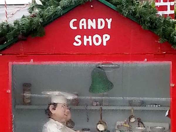 Prairie Fields- Candy Shop- Candy Cane Lane, Prairie Village