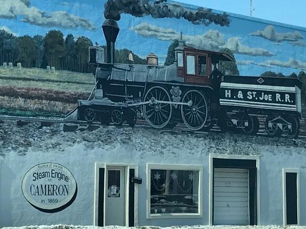 Steam Engine established 1859