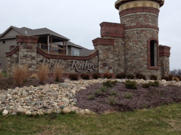 Bella Ridge Subdivision in Riverside