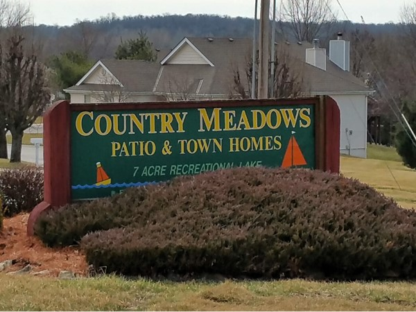 Country Meadows is a quiet neighborhood with great people and beautiful settings