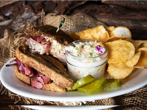 Smoked Reuben - Summit Hickory Pit BBQ