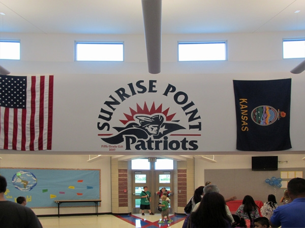 Sunrise Point Elementary School - Located right in the subdivision