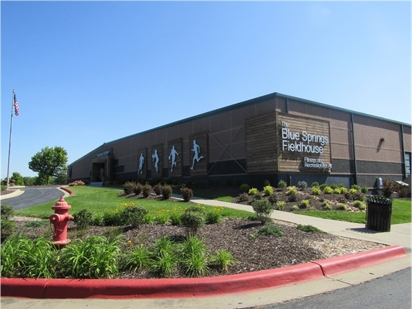 Fieldhouse offers fitness a recreation for all! Four basketball courts, two soccer fields, and more
