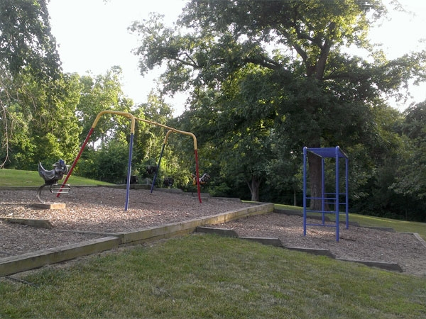 Small geographically but big in fun at Claycomo City Park