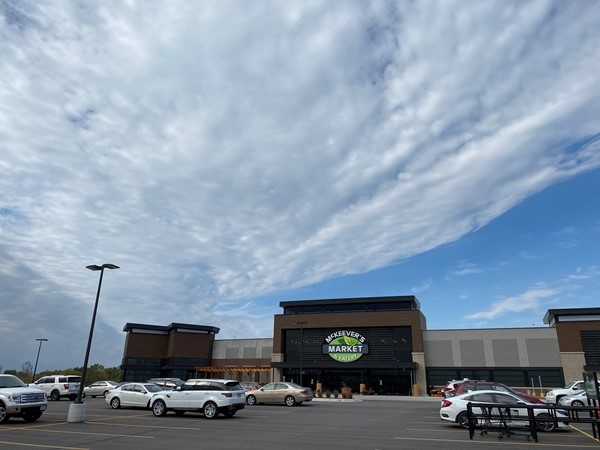 Check out the new McKeever's grocery store in Lee's Summit across from Summit Woods