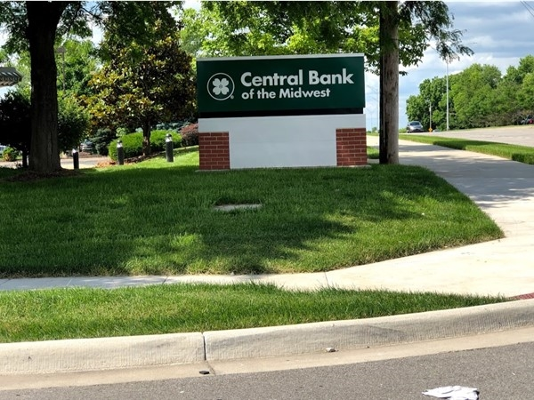 Central Bank of the Midwest is conveniently located close to Yorkshire