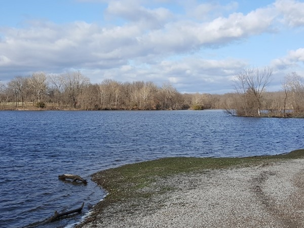 Get your fish on, at the Harrisonville City Park