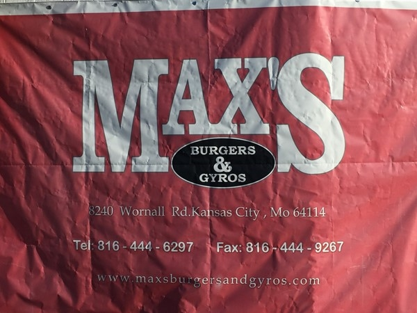 Max's Burgers & Gyros