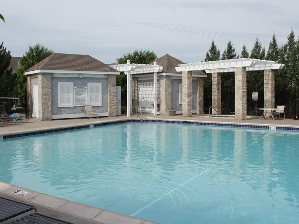 Manchester Park Pool. Homes from $250 - $400K.