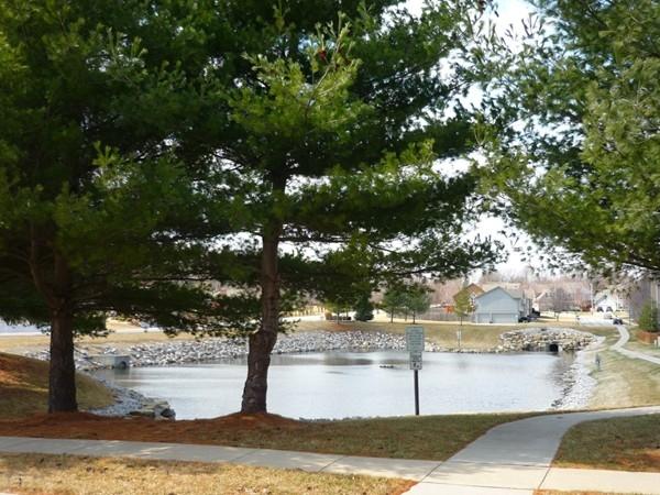 The Lake at Stonebridge