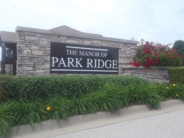 Welcome to The Manor of Park Ridge