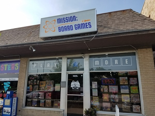 Board Games is the place for all the best games!  You'll be entertained for hours