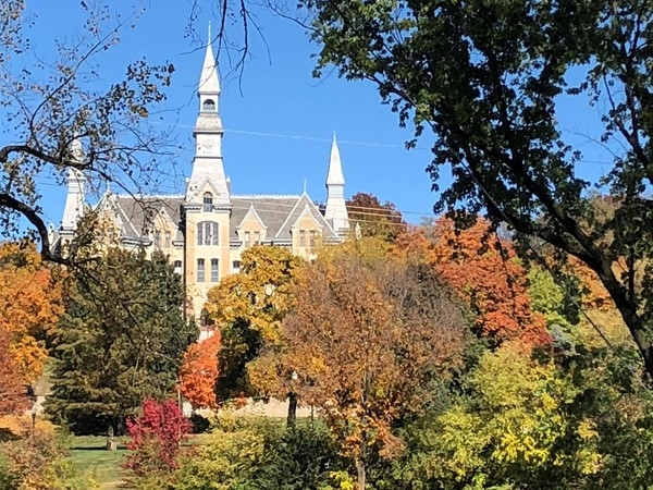 Fall is in the air at Park University