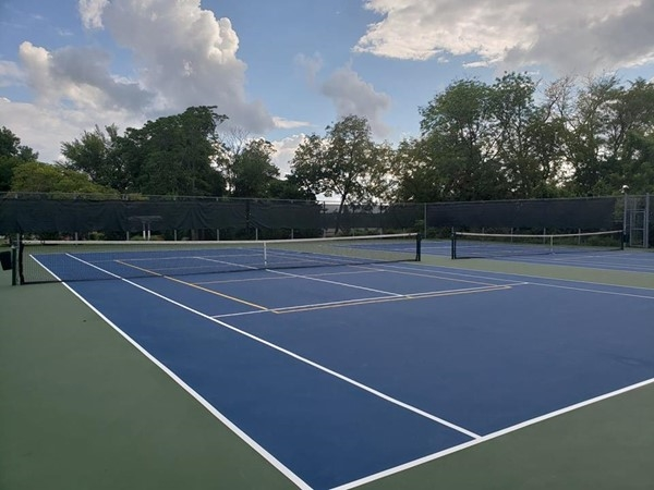 Lake Lotawana tennis courts