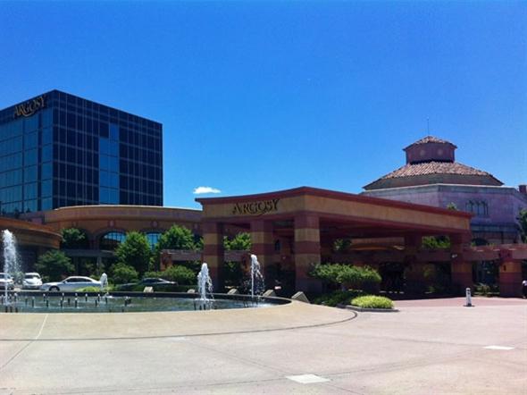 Argosy Casino in Riverside, MO is one of 4 casinos in Kansas City