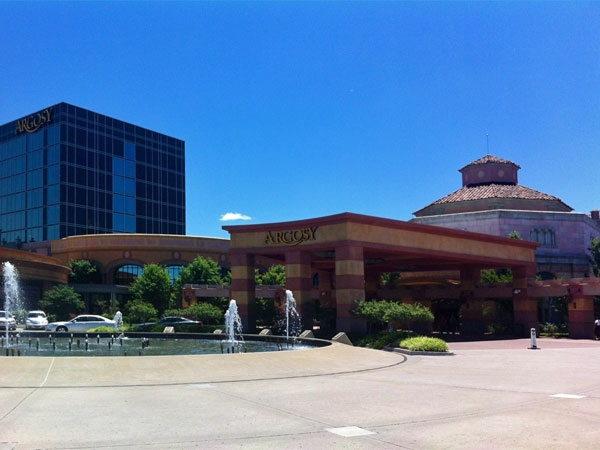 Argosy Casino in Riverside, MO is one of 4 casinos in Kansas City