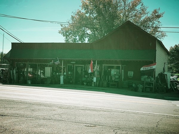 Check out Downtown Greenwood!!  So many cute antique shops
