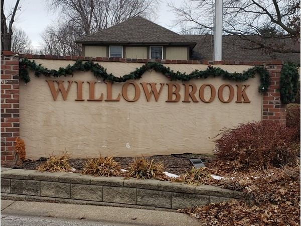 Willowbrook Subdivision in Blue Springs