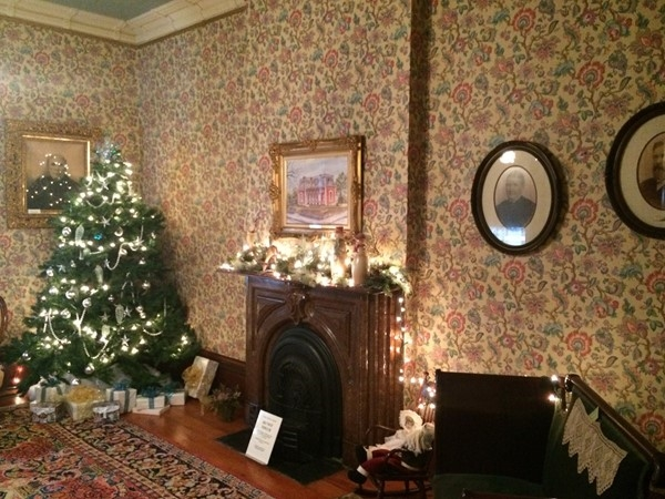 Ben Ferrel Museum has decked the halls