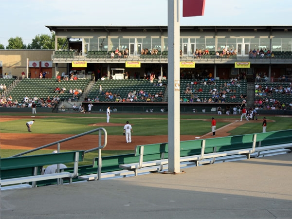 Tailgate and catch a game at this state of the art stadium. Home of the Kansas City T-Bones!