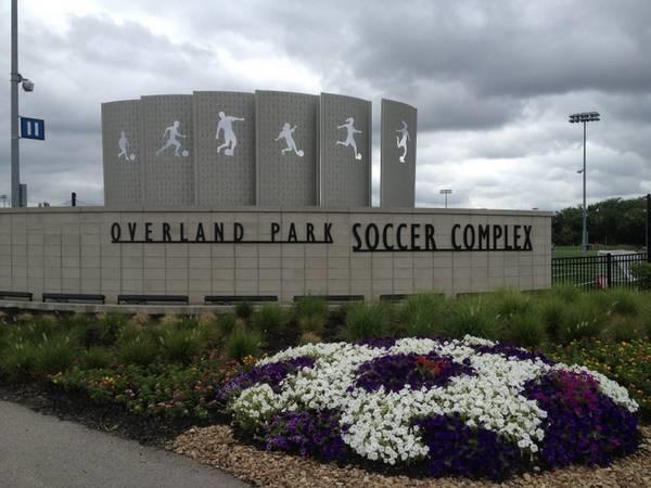 World Class Overland Park Soccer Complex