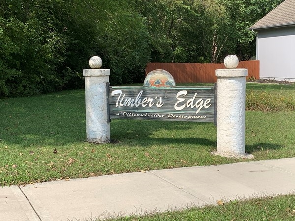 Welcome to Timber's Edge in Lee's Summit