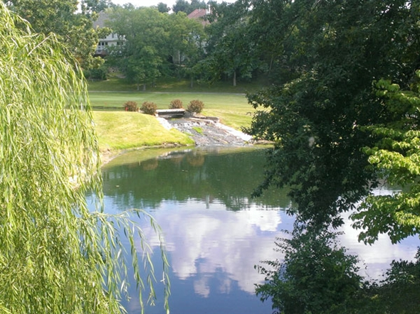 Spillway at Lakewood Oaks