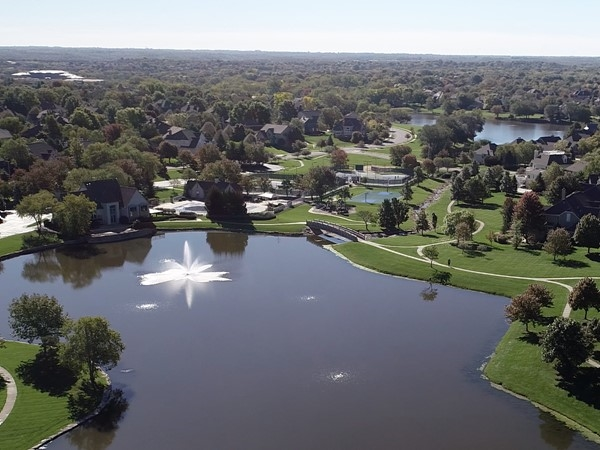 Lionsgate in Overland Park is an idyllic setting for living