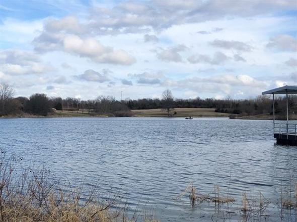 Beautiful day at Lawson City Lake