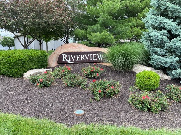 Entrance to Riverview