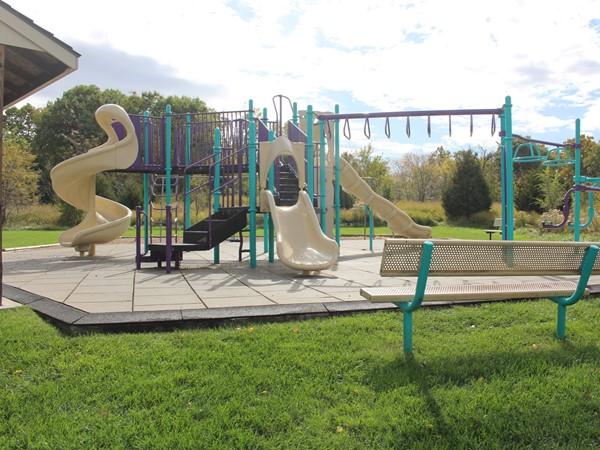Riss Lake community playground