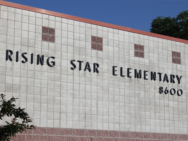 Rising Star Elementary. Award-winning grade school serving north central Lenexa.