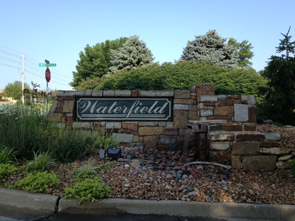 Waterfield is an upscale community with amenities for the entire family