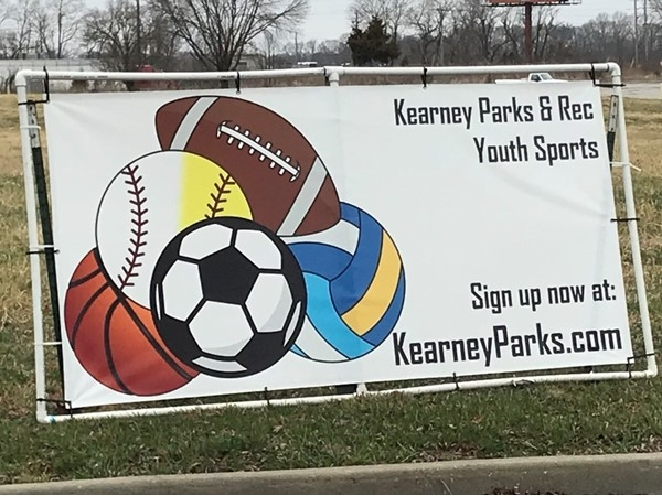 Fun for the kids. Youth sports sign up now