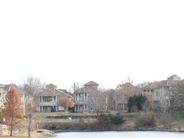 Lake side properties range from $2-3 million