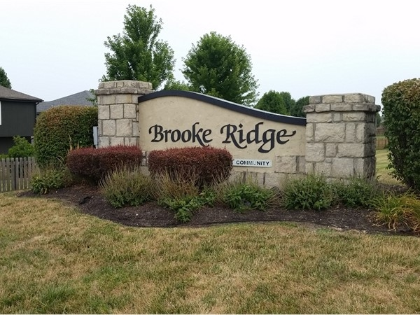 Brooke Ridge subdivision, Close to Kansas City International Airport and minutes from downtown