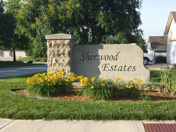 Beautiful Sherwood Estates in Independence. Homes from $180's and up.