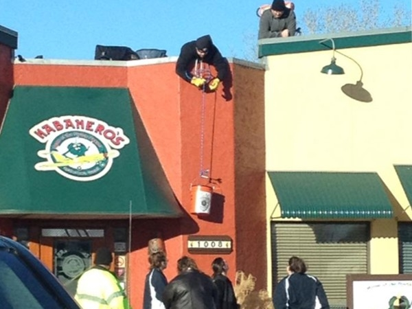 "Annual ""Cops On Top"" event held at Habanero's in Lee's Summit. Raises money for MO Special Olympics"