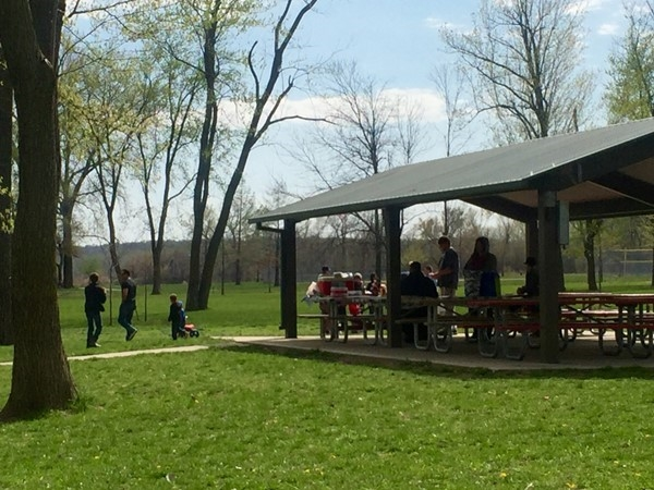 Springtime means family gatherings and picnics