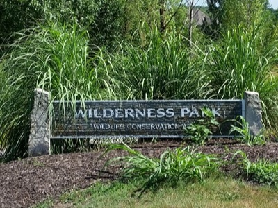 Entrance to the Wildlife Conservation Area