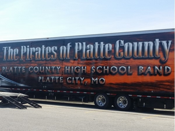 Platte County High School Band