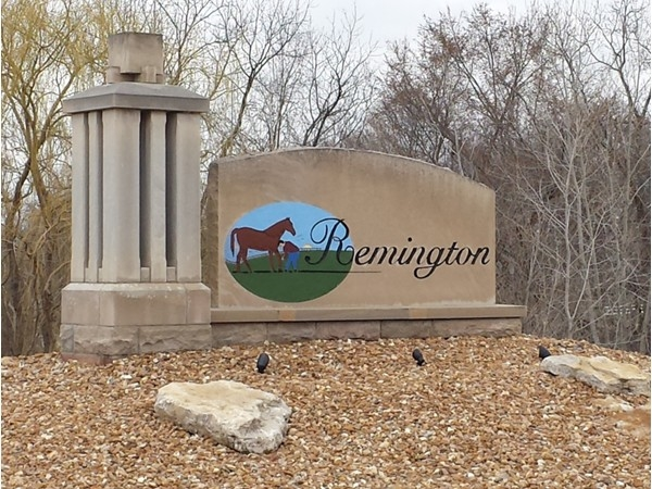 Remington Estates is a great subdivision in east Independence