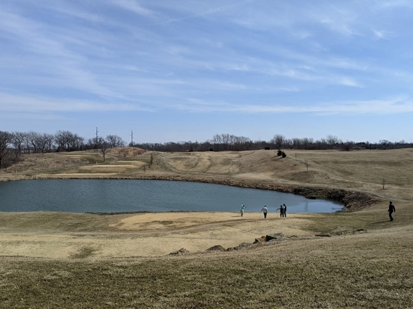 Shiloh Springs is a great place to get in a round of golf