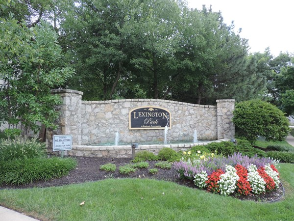Lexington Park is close to all the amenities and in Blue Valley Schools