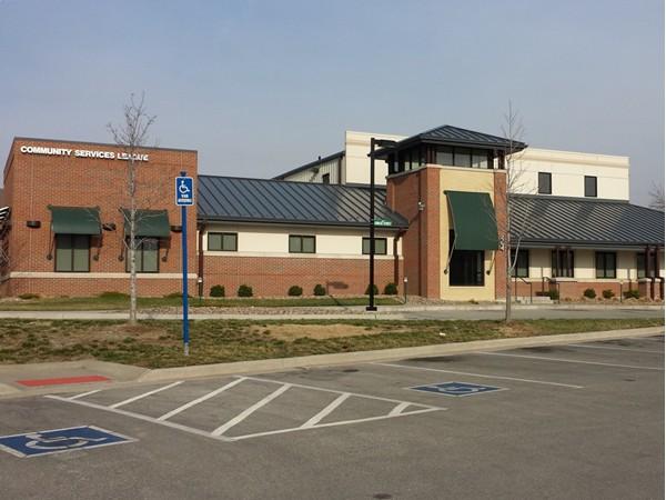 Community Services League Building