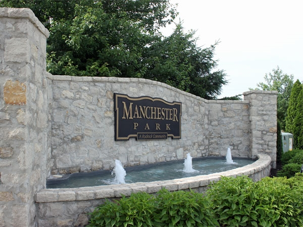 Manchester Park. Homes from $250 - $400K.