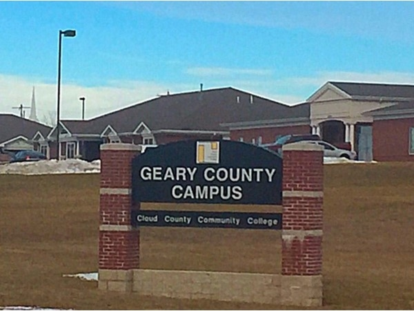 Cloud County Community College-Geary County campus