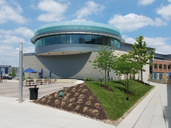 Lenexa's new developing Civic Campus